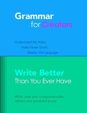 Grammar and Writing for Creators