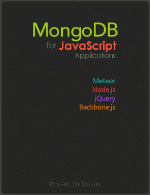 MongoDB for JavaScript Applications